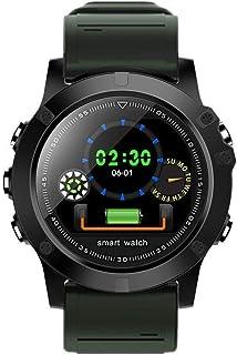 HBBOOI Smart Control de Fitness Actividad IP68 a Prueba de Agua de la presión Arterial del Ritmo cardíaco Sports Mobile Pulsera Inteligente Bluetooth for Android 4.4 iOS 8.0 y Superior