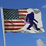 Elaine-Shop Drapeaux d'extérieur USA Drapeau Cancer du pancréas 4 * 6 Ft Drapeau pour la décoration intérieure Sports Fan Football Basket-Ball Baseball Hockey