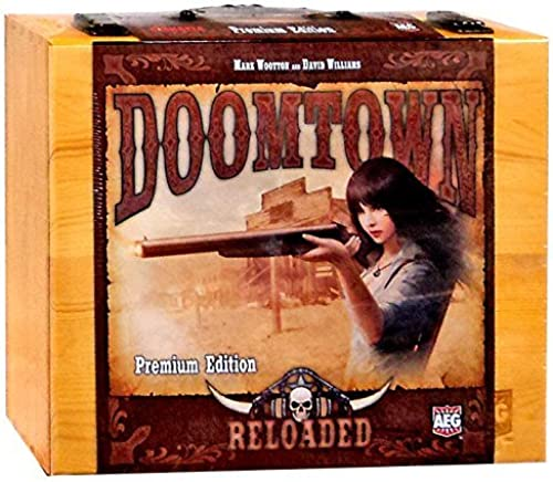 Doomtown Reloaded Doomtown Reloaded Premium Edition Playset by Alderac