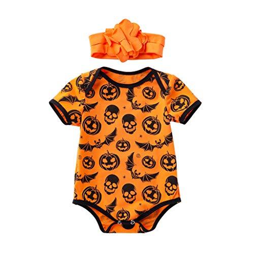 Moneycom Body infantil Toddler para niñas, niñas, Halloween, calavera, calavera, barbotadora,...