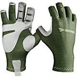 Rodeel Fishing Gloves UV Protection...