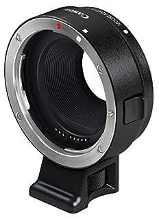 Canon EF-EOS M - Adaptador para Objetivos de cámaras Canon (Montura EF-M, Compatible con EOS M), Color Negro (B008O0IE2Y) | Amazon price tracker / tracking, Amazon price history charts, Amazon price watches, Amazon price drop alerts