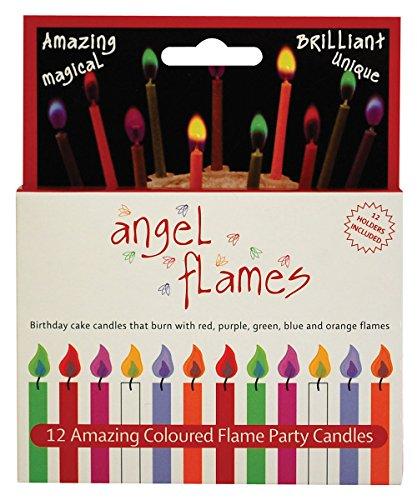 Party Kerzen Engelsflammen