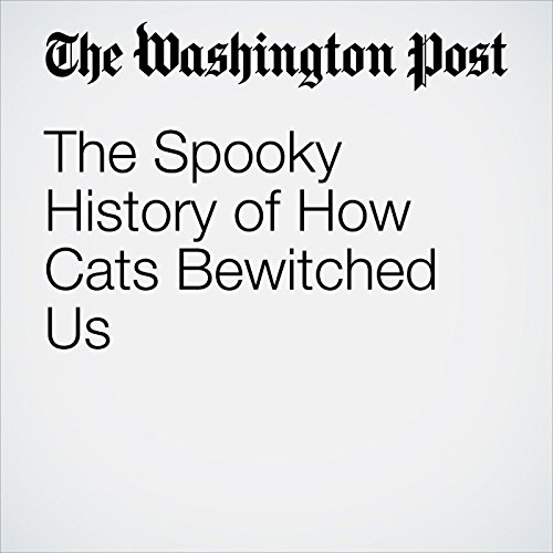 The Spooky History of How Cats Bewitched Us audiobook cover art