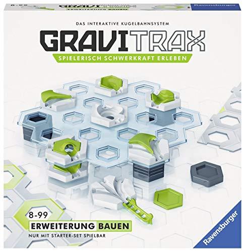 Ravensburger 27596 GraviTrax Kugelbahn - Erweiterung Bauen