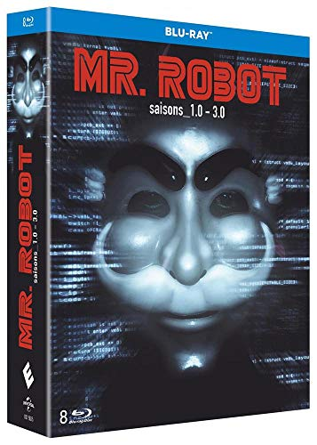 Mr. Robot-Saisons_1.0-3.0 [Blu-Ray]
