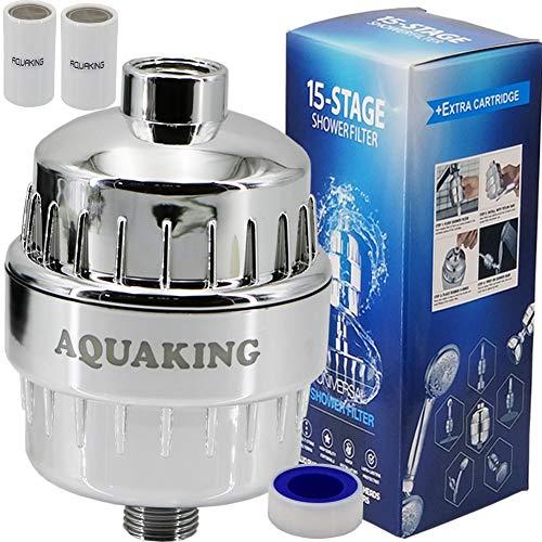 AquaKing Hard Water Shower Filter