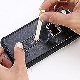 Sloskei Multifunctional Cigarette Lighter Cover Built-in Cigarette Lighter/Bottle Opener for iPhone 6S Plus and iPhone 6 Plus 5.5
