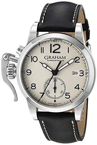 Graham Chronofighter 1695 Reloj de Hombre automático 42mm 2CXAS.S01A