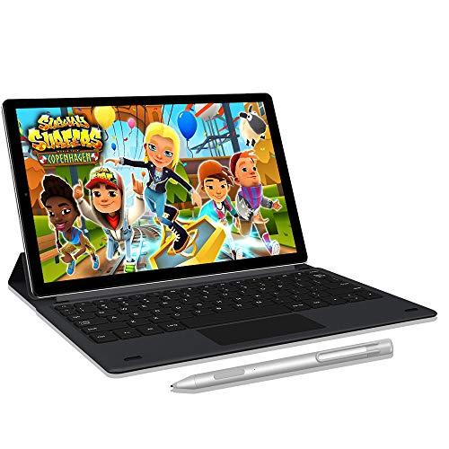 CHUWI HiPad X タブレット 4G LTE アンロック ファブル 10.1インチ MT6771V オクタコア 6GB 128GB Android 10 電話 電話 タブレット デュアルバンド WiFi Bluetooth 5.0 キーボードとHipen H3スタイラス付き