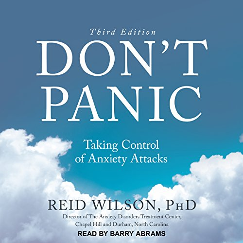 Don't Panic - Third Edition audiobook cover art