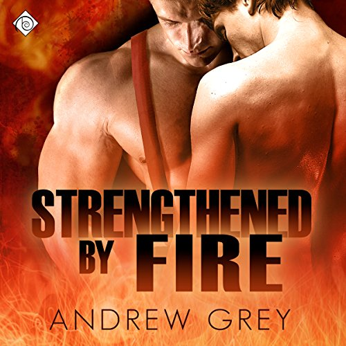 Strengthened by Fire audiobook cover art