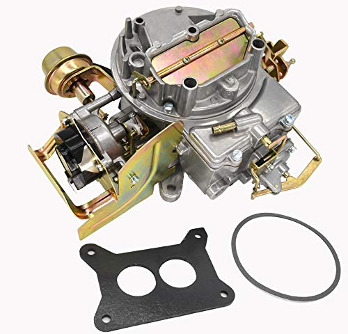 2 Barrel Carburetor Carb 2100 Carburetor 2150 Carburetor Compatible with Ford 289 302 351 Cu Jeep Engine F100 F250 F350 with Electric Choke Mounting Gasket - 302 carburetor by BOOTOP