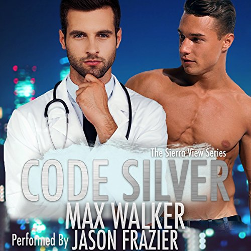 Code Silver audiobook cover art