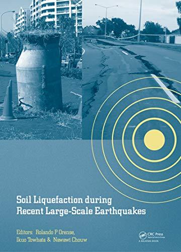 Soil Liquefaction during Recent Large-Scale Earthquakes