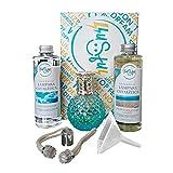 LLUSFUL Lámpara Catalítica y Recarga con Fragancia. Aromatizador, Perfume Duradero, Ambientador