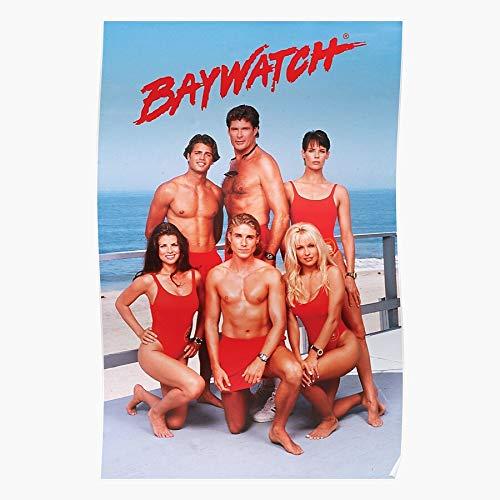 Anderson Los Angeles Pamela Tv 90S La 80S Lifeguard Us Home Decor Wall Art Print Poster !