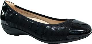 Dr Kong Shannon Black Ballet Flats