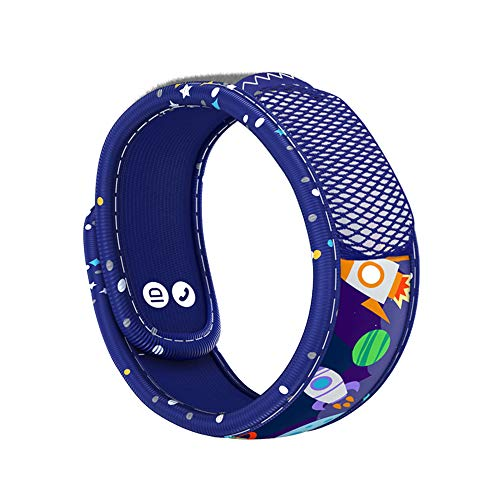 Para'Kito Mosquito Repellent Wristbands (Space)