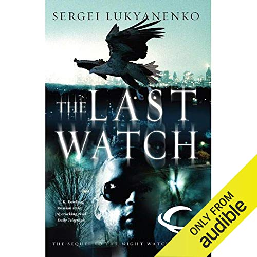 Last Watch audiobook cover art