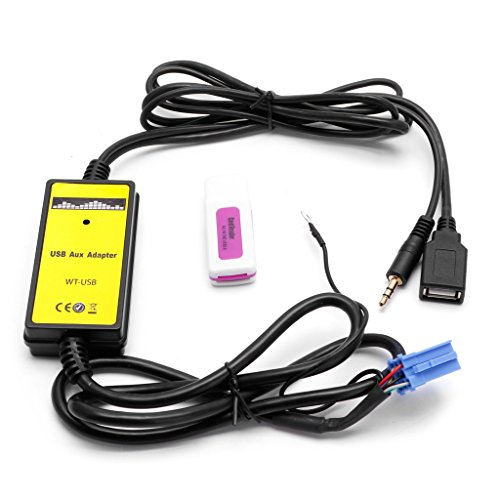Car Audio MP3 Interface CD Adapt...
