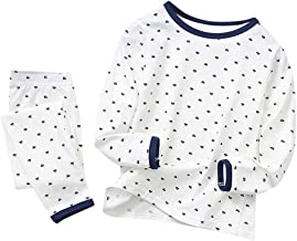 Baby Clothes Set,Toddler Kids Baby Girls Boys Long Sleeve Cartoon Leisure Wear Pajamas Outfits