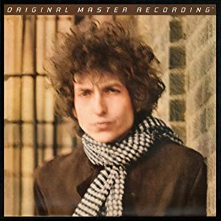 mobile fidelity blonde on blonde