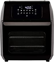 PowerXL Air Fryer Oven 12 QT with 8-in-1 Cooking Presets and LED Digital Touchscreen, Crisp, Bake, Roast, Broil, Reheat an...