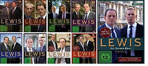 Lewis Lewis Music From Series 1 And 2