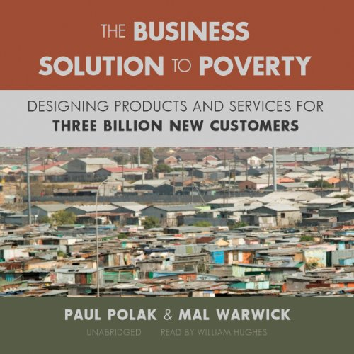 The Business Solution to Poverty audiobook cover art