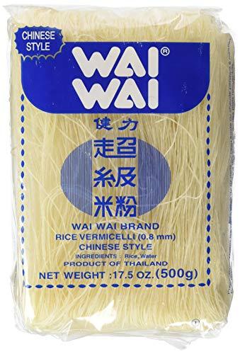 Wai Wai Chinesische Reisnudeln 500g (1 x 500 g)