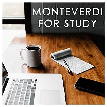 Monteverdi for Study