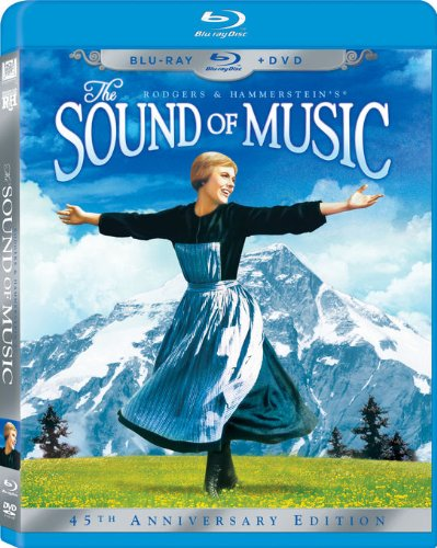 The Sound of Music (Three-Disc 45th Anniversary Blu-ray/DVD Combo in Blu-ray Packaging)