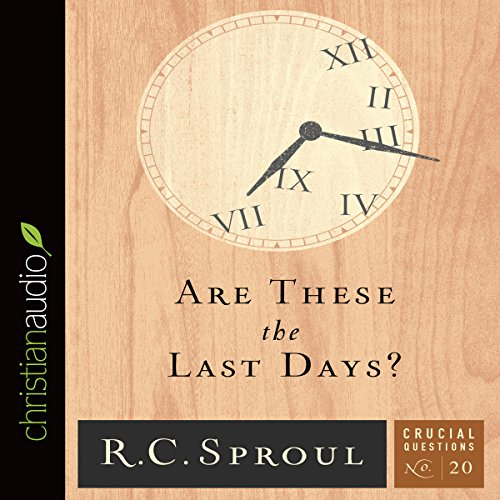 Are These the Last Days? audiobook cover art