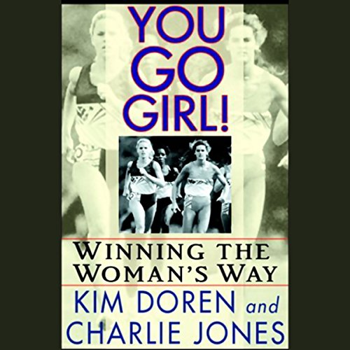 You Go, Girl! audiobook cover art