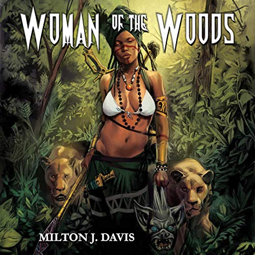Woman of the Woods cover art