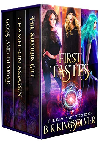 First Tastes: The Imaginary Worlds of BR Kingsolver (English Edition)