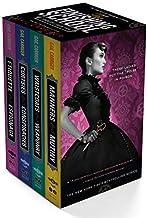 Carriger's 4-book FINISHING SCHOOL Series -- Etoqiette & Espionage / Curtsies & Conspiracies / Waistcoast & Weaponry / Man...