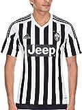 adidas Herren Heimtrikot Juventus Turin Replica, White/Black, S