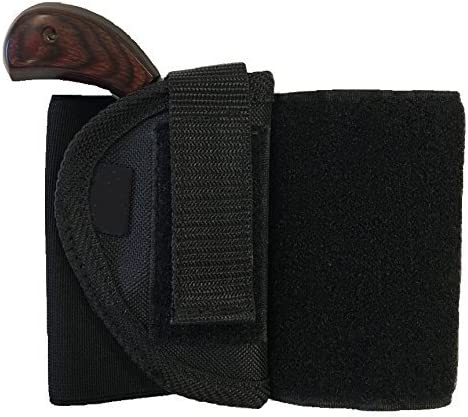 Ankle Holster fits NAA Fresno Mall 5 Shot Revolver Mini .22 Sales of SALE items from new works Mag Nylon Black