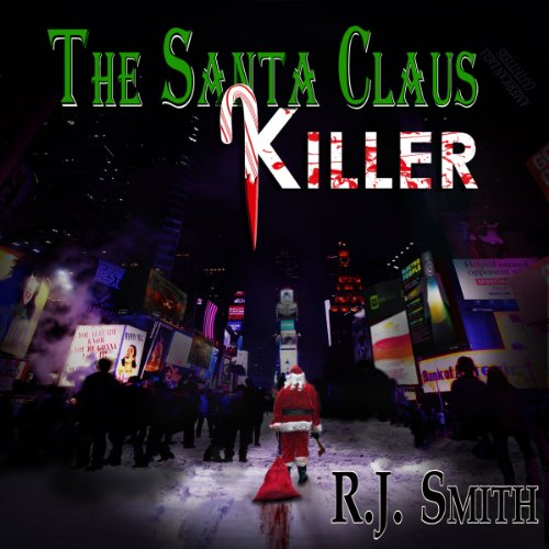 The Santa Claus Killer audiobook cover art