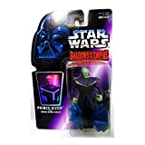 Star Wars Action Figur 69605 - Prince Xizor mit Energy Blade Shields (Shadows of the Empire)