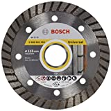 Bosch 2 608 602 393 - Disco tronzador de diamante Standard for Universal Turbo (115 x 22,23 x 2 x 10 mm)