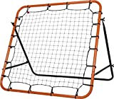 Stiga Kicker 100 Rebondisseur de Football Mixte Enfant, Orange/Noir, 100 x 100 cm