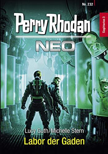 Perry Rhodan Neo 232: Labor der Gaden: Staffel: Sagittarius
