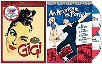 2 Greatest Classic Film Collection - GIGI & American in Paris (4-Disc, Special Edition)