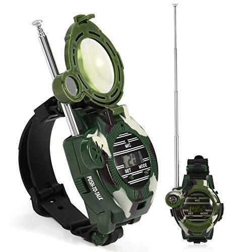 Zerone wrist walkie talkie