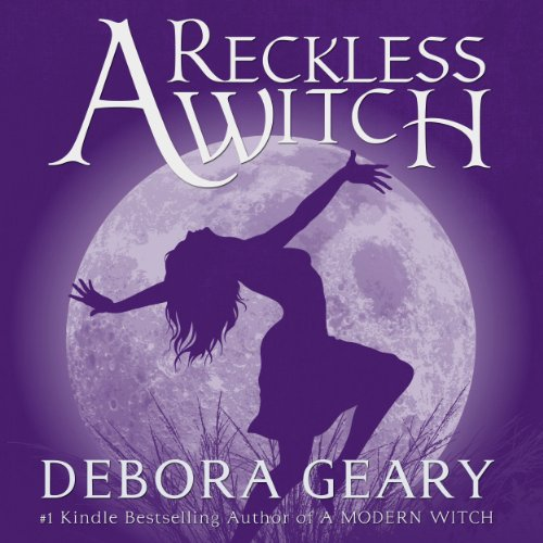 A Reckless Witch audiobook cover art