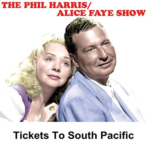 Phil Harris - Alice Faye Show audiobook cover art