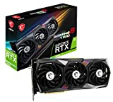 MSI GeForce RTX 3060 Gaming Z Trio 12G - Tarjeta Grafica Gaming